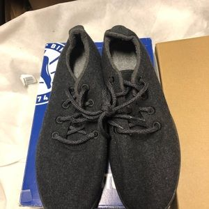 Allbirds mens wool runners asst black